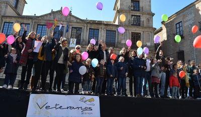 El Gobierno de la Diputación se suma a los actos del Día Internacional del Cáncer Infantil