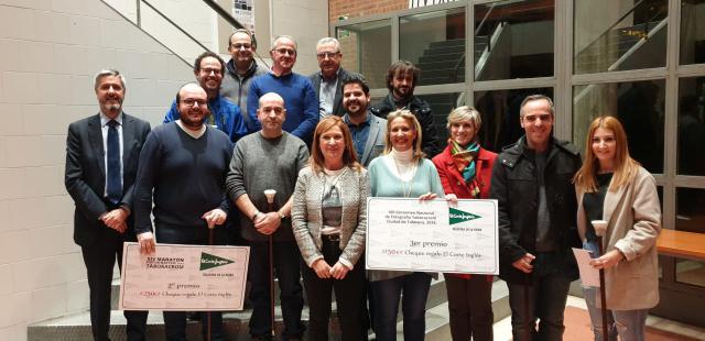 Entregados los premios del Maratón Fotográfico y su Certamen Nacional 'Ciudad de Talavera' 2019 Taboracrom