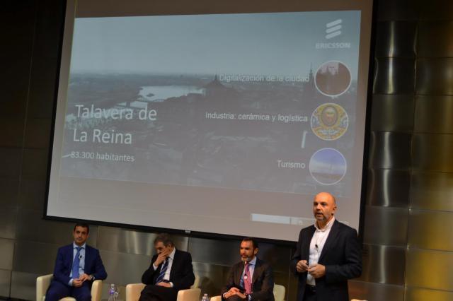 Telefónica convertirá a Talavera en Ciudad Tecnológica 5G
