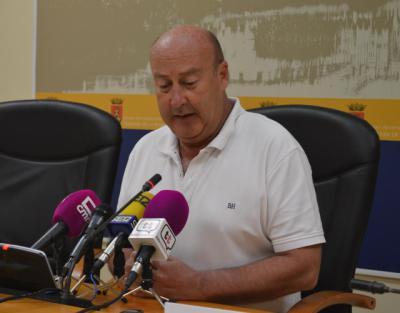 Castillo desmiente a CCOO sobre el despido de los trabajadores de los Jardines del Prado