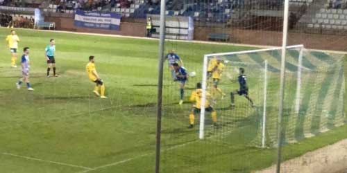 El CF Talavera le hace 'un roto' a un Tomelloso que no demostró excesivo poderío (4-0)