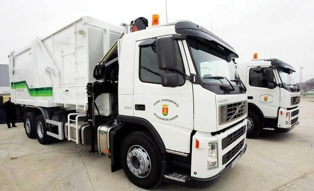 Se reforzará la recogida selectiva de basuras con un nuevo camión
