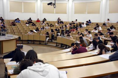 YA HAY NOTAS   El 91,7% de alumnos aprueban la EvAU en Talavera