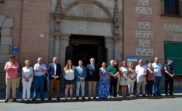 Minuto de silencio por el 20 aniversario de la muerte de Miguel Ángel Blanco
