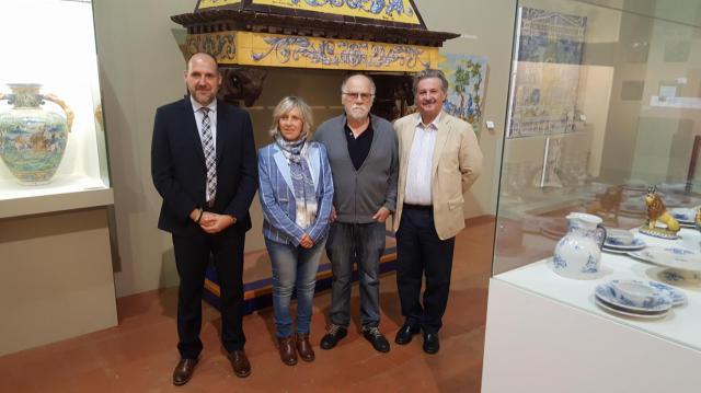 Presentan el ciclo de conferencias sobre 'aTempora Talavera'