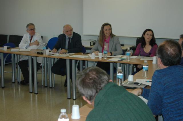 La Junta recupera el Consejo de Salud del Área Integrada de Talavera