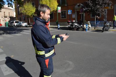Medio Ambiente relaciona los niveles de contaminación en Talavera al asfaltado de la zona donde se encuentra el medidor