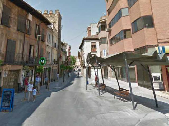 El Ayuntamiento controlará con cámaras el acceso a la Corredera del Cristo