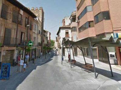 """Tita García abre la puerta a """"consultar a la ciudadanía"""" la peatonalización del casco antiguo"""