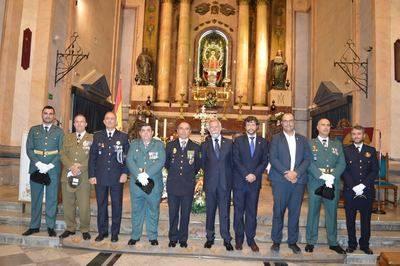 La Policía Nacional celebra en Talavera los Santos Ángeles Custodios (IMÁGENES)