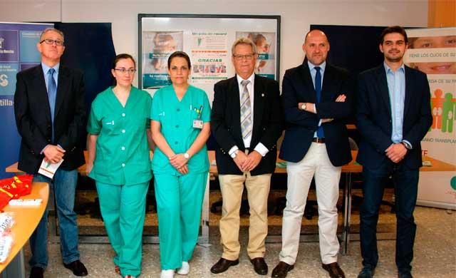 Talavera, una ciudad solidaria por la donación de órganos y tejidos
