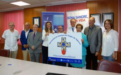 El Hospital de Talavera acoge este jueves la VI edición del Maratón de Donación de Sangre