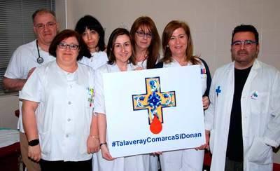 El Banco de Sangre de Talavera ha recogido un 6,5% más de donaciones