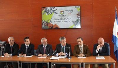 De I. a D. Felipe Granados, Jaime Corregidor, Jaime Ramos, Javier López, Luis Garvín y Arturo Castillo