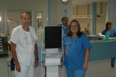 CLM impulsa el Servicio de Anestesia del Hospital de Talavera