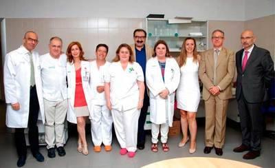 El hospital de Talavera diseña una red de trabajo para el diagnóstico hematológico
