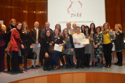 El Hospital de Talavera reconocido por su promoción y apoyo a la lactancia materna