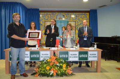 Más de cuarenta alumnos se gradúan en la UNED de Talavera