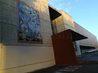 Así es el mural cerámico del 'JAJE' que inaugurará Sandra Sánchez