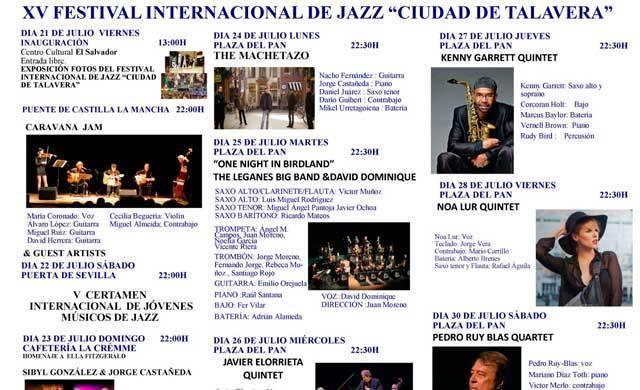 Aquí está la programación del Festival de Jazz más importante de España (VÍDEO)