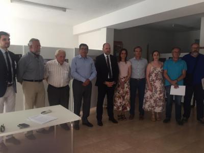 Constituida la Comisión de Seguimiento del Pacto por Talavera y su comarca