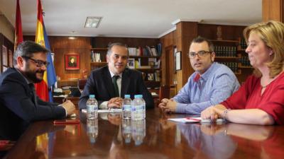 15.000 mutualistas de MUFACE de Talavera y comarca recuperan las 16 especialidades médicas que les suprimieron
