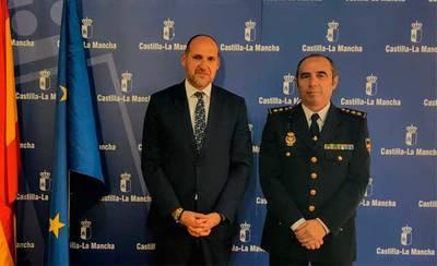 """Gómez Arroyo elogia la """"importante labor"""" del Cuerpo Nacional de Policía"""
