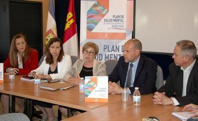 Presentado en Talavera el nuevo Plan de Salud Mental que incluye una UME para la ciudad