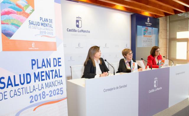 El Plan de Salud Mental de Castilla-La Mancha 2018-2025 ve la luz con una UME en Talavera
