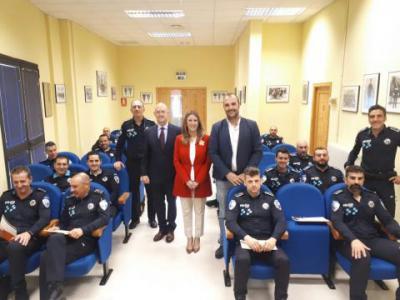 La Policía Local de Talavera se forma en materia de detección de drogas en la conducción