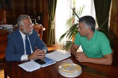 Raime Ramos y José Luis Muelas