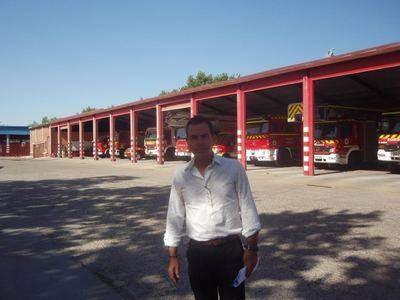 El Ayuntamiento de Talavera sigue sin solucionar los problemas del Parque de bomberos