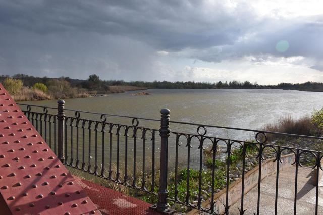 Cuando el río 'no suena'   Tres años y medio después el proyecto para recuperar el Tajo sigue estancado