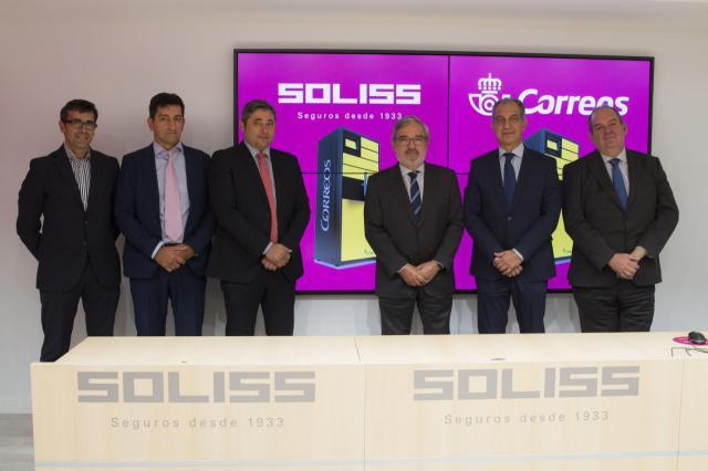 Soliss y Correos llegan a un importante acuerdo del que se beneficiarán medio millón de castellano-manchegos