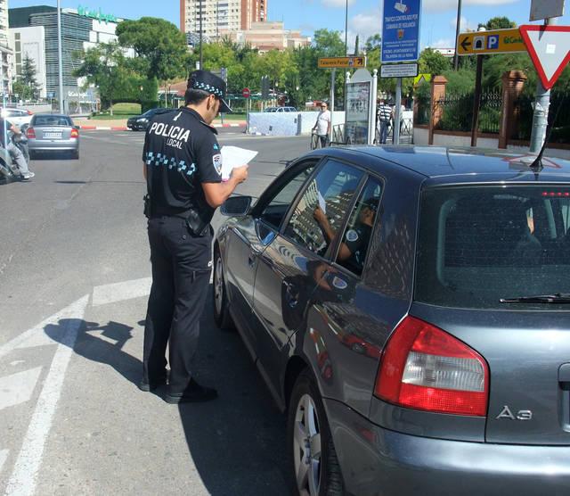 La Policía Local denuncia a 17 conductores por superar la velocidad permitida