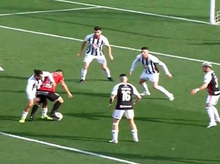 AL DESCANSO | El CF Talavera no envió sus huestes 'a luchar contra los elementos'