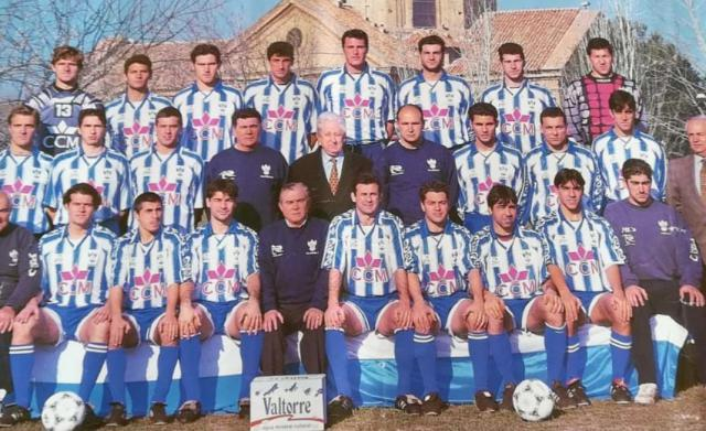 El Talavera CF 98-99
