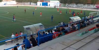 Mínima derrota blanquiazul en Madridejos en la Copa Federación