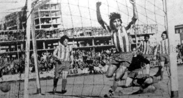 Todo sucedió durante un partido entre el Talavera CF y el Atlético Madrileño