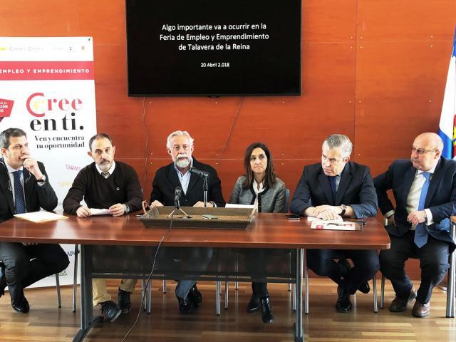 La III Feria del Empleo y Emprendimiento de Talavera ofertará más de 150 puestos de trabajo