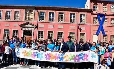 'Todos encajamos' en el Día Mundial del Autismo organizado por TEA Talavera