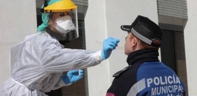 COVID-19 | Apoyo de VOX CLM a los policías locales