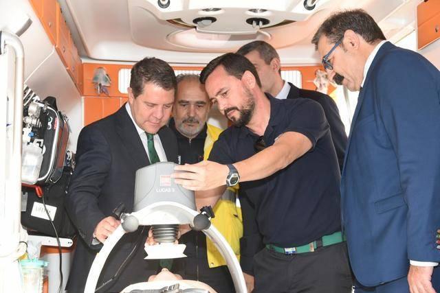 Novedades en transporte sanitario terrestre para la provincia de Toledo