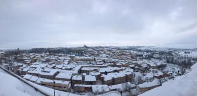FOTOS Y VÍDEOS | Descubre como quedó Toledo el sábado tras el paso de Filomena