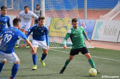 FÚTBOL | Todo dispuesto para el play-off de Tercera división
