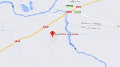 Aeródromo de Algodor | (Toledo) Google Maps