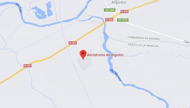 ACCIDENTE AÉREO | Dos fallecidos al estrellarse una avioneta en Toledo