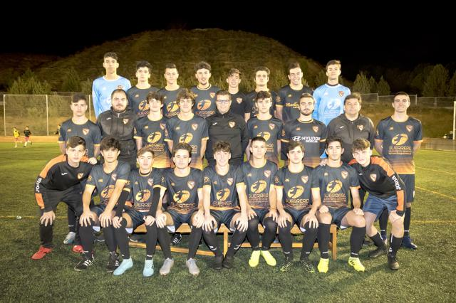 FÚTBOL | Odelot Toletum recurre su no ascenso a Juvenil Nacional