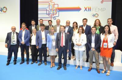 Milagros Tolón es elegida vicepresidenta segunda de la FEMP
