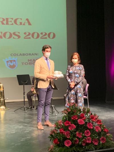 GALA TAURINA | Tomás Rufo recibe un doble galardón en Herrera del Duque
